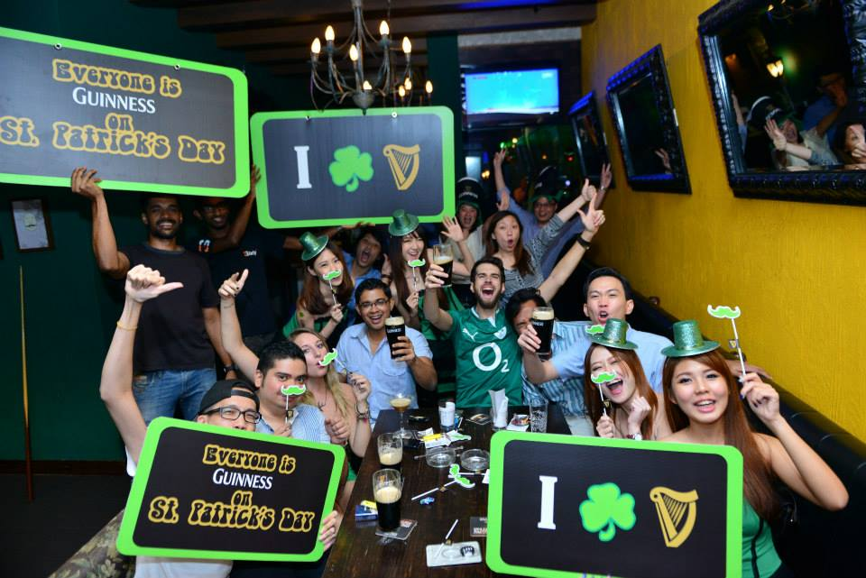 Guiness Anchor Nationwide Activation
