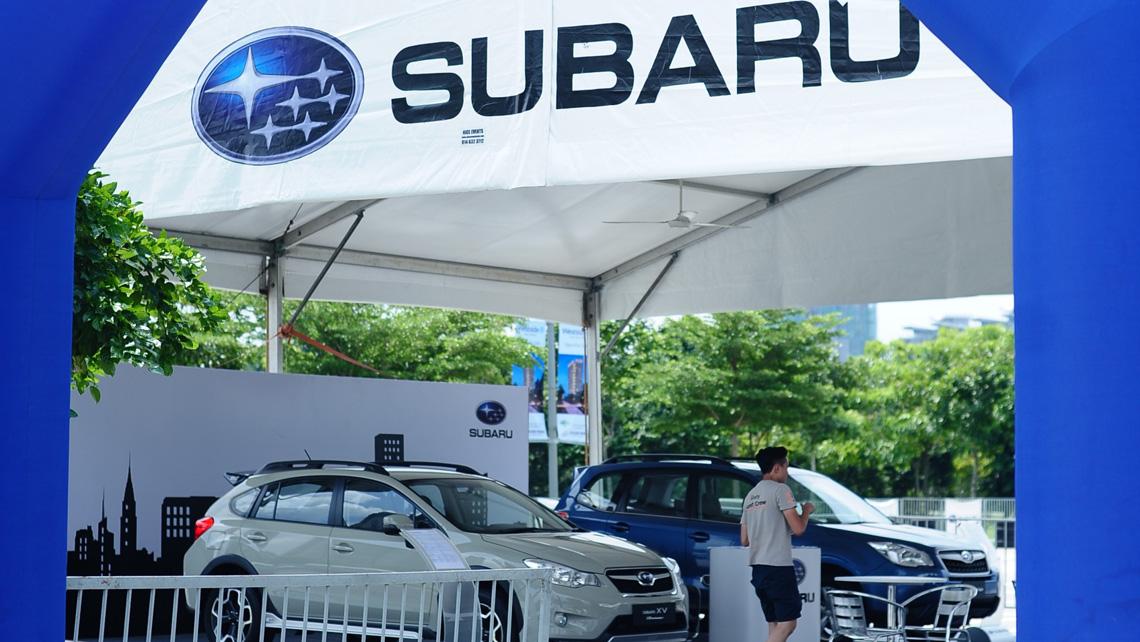 Subaru Russ Swift