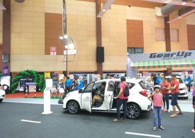 Perodua at Malaysia Autoshow 2018