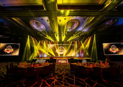 Sintex, Hall Of Heroes and Elevate Conference