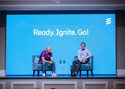 Ericsson MOAI Sales Summit